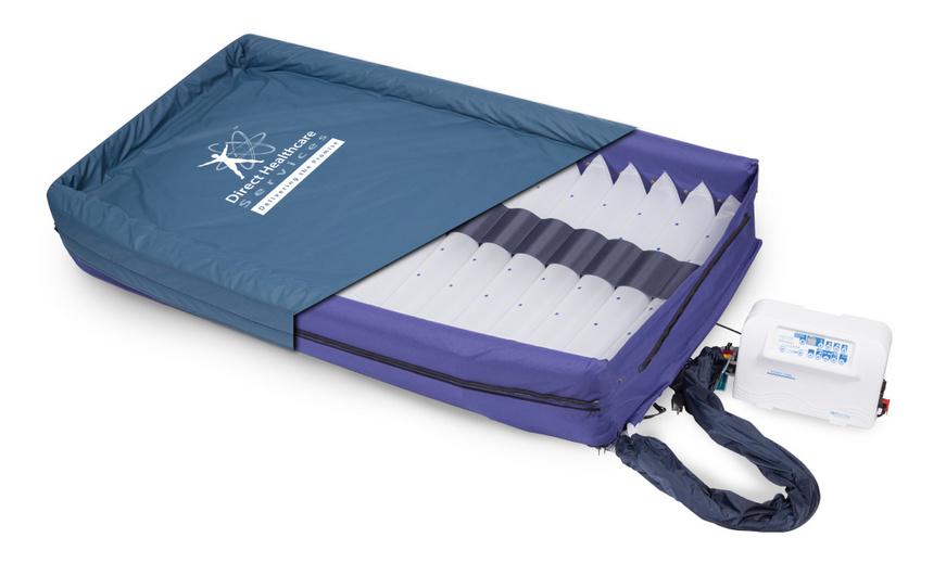 Power-Turn Lateral Rotation Mattress