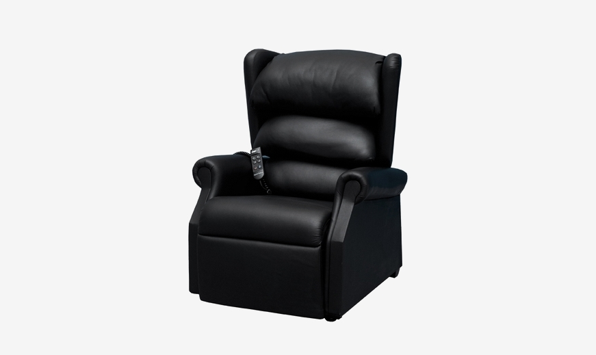 171 KG BARIATRIC WIDE RISER RECLINER CHAIR